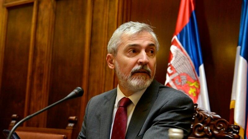 Poslanik Skupštine Srbije Meho Omerović podnio ostavku