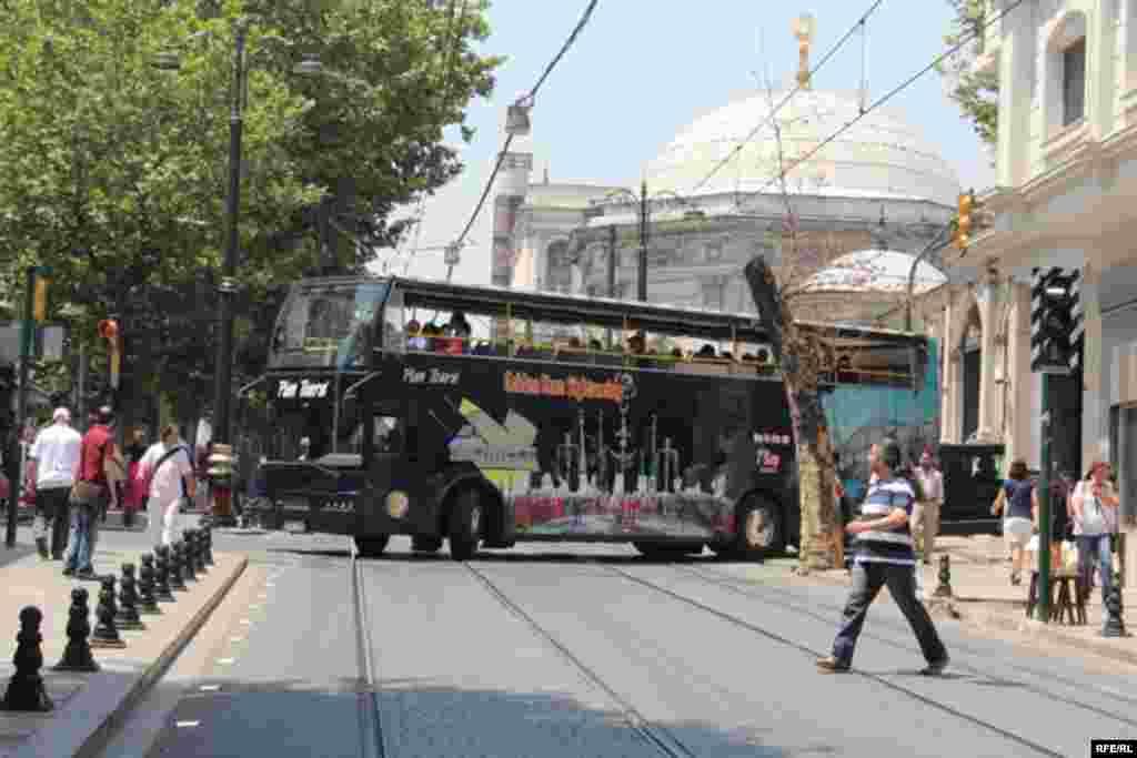 Стамбул: между Азией и Европой #15