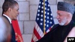 За несколько часов до взрывов в Кабуле прошли переговоры между президентами Афганистана и США Хамидом Карзаем и Бараком Обамой