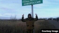 """Руслан """"Лочин"""" Бабажанов Украина Шарқида"""