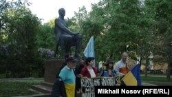 Акция в поддержку политзаключенных, Москва