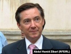 السفير الفرنسي في العراق دوني غوير
