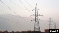 Türkmenistanyň elektrik energiýany geçiriji sistemasy