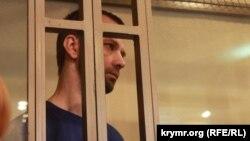 Нурі Прімов у російському суді. Архівне фото