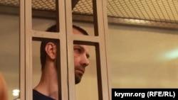 Nuri Primov Rostov-na-Donu mahkemesinde, arhiv fotoresimi