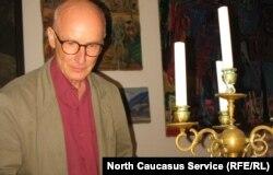 Руководитель Немецко-кавказского общества в Берлине Эккехард Маас