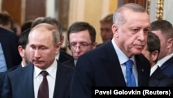 Russian President Vladimir Putin and his Turkish counterpart, Recep Tayyip Erdogan, have announced a cease-fire agreement this week amid tensions between the two countries in the Syrian province of Idlib.