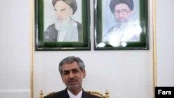 کامبیز شیخ حسینی، کاردار ایران در کانادا