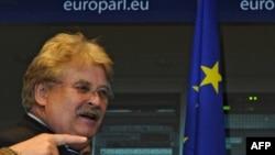 Եվրախորհրդարանի արտաքին հարաբերությունների հանձնաժողովի նախագահ Էլմար Բրոկ, արխիվ