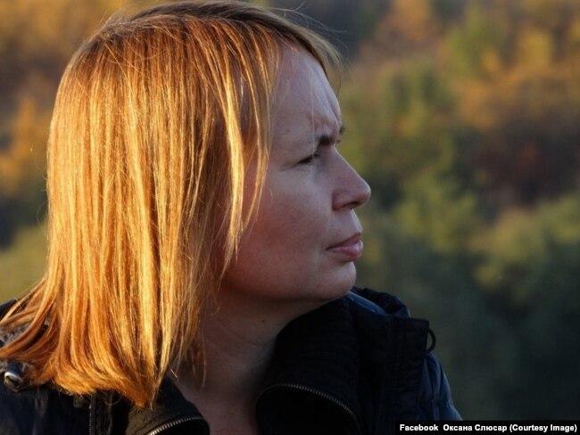 Оксана Слюсар, працює присяжним у суді