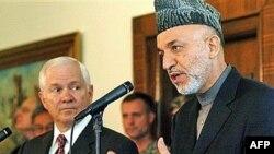 کرزای:هیچ دلیلی وجود ندارد که همسایگان ما از طالبان حمایت کنند.