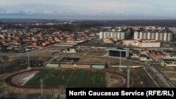 Назрань, Ингушетия (архивное фото)