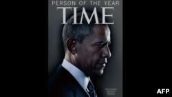 Naslovnica časopisa TIME na kojoj je američki predsjednik Obama izabran za osobu 2012. godine.