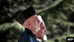 Predsednici Irana i Afganistana Hasan Rohani i Hamid Karzai