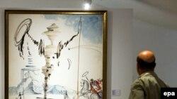 Дон Кихот Сальвадора Дали - каталонская версия испанского героя