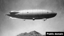 Дирижабль «Норвегия» покорил Северный полюс 11 мая 1926 года