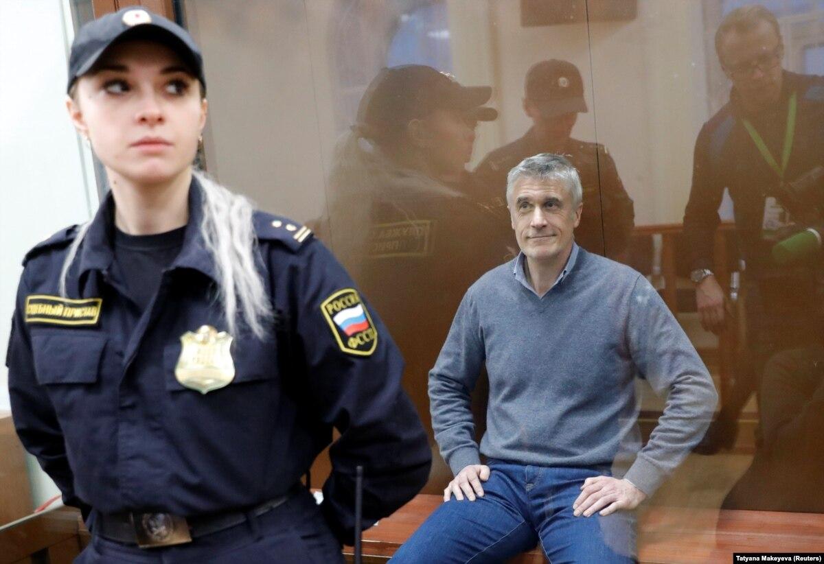 U.S. Envoy to Boycott Russia Forum Over Arrest Of Investor Michael Calvey