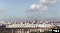 """Может статься, что через пару лет главная спортивная арена страны - """"Лужники"""" останется без футбола"""