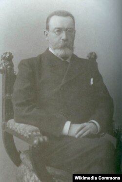 Д. Н. Шипов (1851-1920). 1906