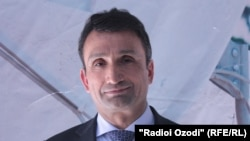 Zaid Saidov is a businessman and former industry minister.