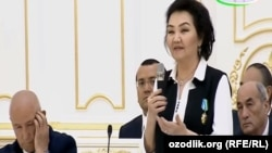 Shoira Halima Xudoyberdieva