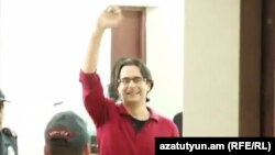 Андриас Гукасян в суде (архив)