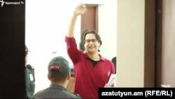 Դատարանը քննում է Անդրիաս Ղուկասյանի կալանավորումը երկարաձգելու միջնորդությունը