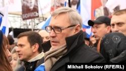 Орусиядагы оппозициялык саясатчы Михаил Касьянов.