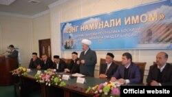 Сурат Ўзбекистон мусулмонлари идораси расмий сайтидан олинди