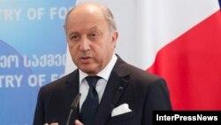 لوران فابیوس، وزیر امور خارجه فرانسه