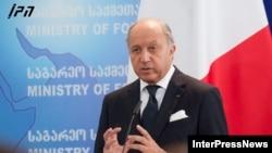 Францускиот министер за надворешни работи Лорент Фабиус