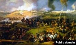 Бородинское сражение. Луи Лежен, 1822