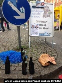 Напярэдадні выбараў у Мюнхене