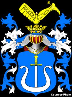 Родавы герб Луцкевічаў