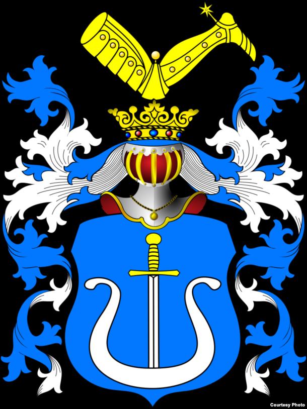 Родавы герб «Навіна»