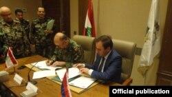 Լուսանկարը՝ Հայաստանի պաշտպանության նախարարության
