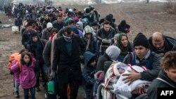 Փախստականներ Եվրոպայում