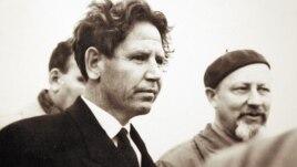 Бывший узник нацистских лагерей алматинец Илья Назаров (1922 - 1999). Снимок сделан осенью 1963 года в Чехословакии. Фото из архива автора.
