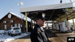 Prelaz Merdare između Kosova i Srbije