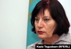 Наталья Сартбаева, юрист сайта «Стан.Кз». Алматы, 19 ноября 2012 года.