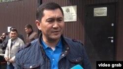 Жаныбек Мырзабаев.