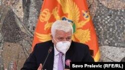 Crnogorski premijer Duško Marković