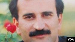 غلامرضا خسروی، از زندانيان سياسی در زندان رجايی شهر محکوم به اعدام