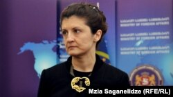 Глава Минюста Грузии Тея Цулукиани