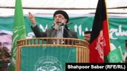 گلبدین حکمتیار رهبرحزب اسلامی افغانستان