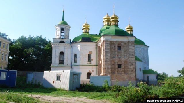 Церква Спаса на Берестові