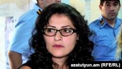 Փաստաբան Լուսինե Սահակյան