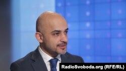 Мустафа Найєм, заступник генерального директора «Укроборонпрому»