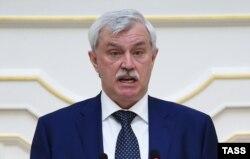 Санкт Петербург губернатори Георгий Полтавченко