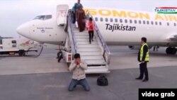 Дилшод Ҷӯраев, сокини шаҳри Душанбе ба гуфтаи мақомот тобистони имсол аз Ироқ баргашт